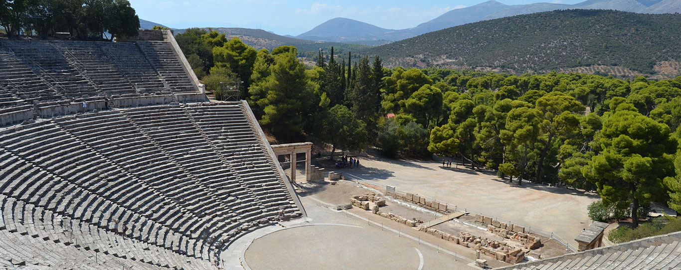 The Theatre of Epidaurus - Unesco World Heritage Site