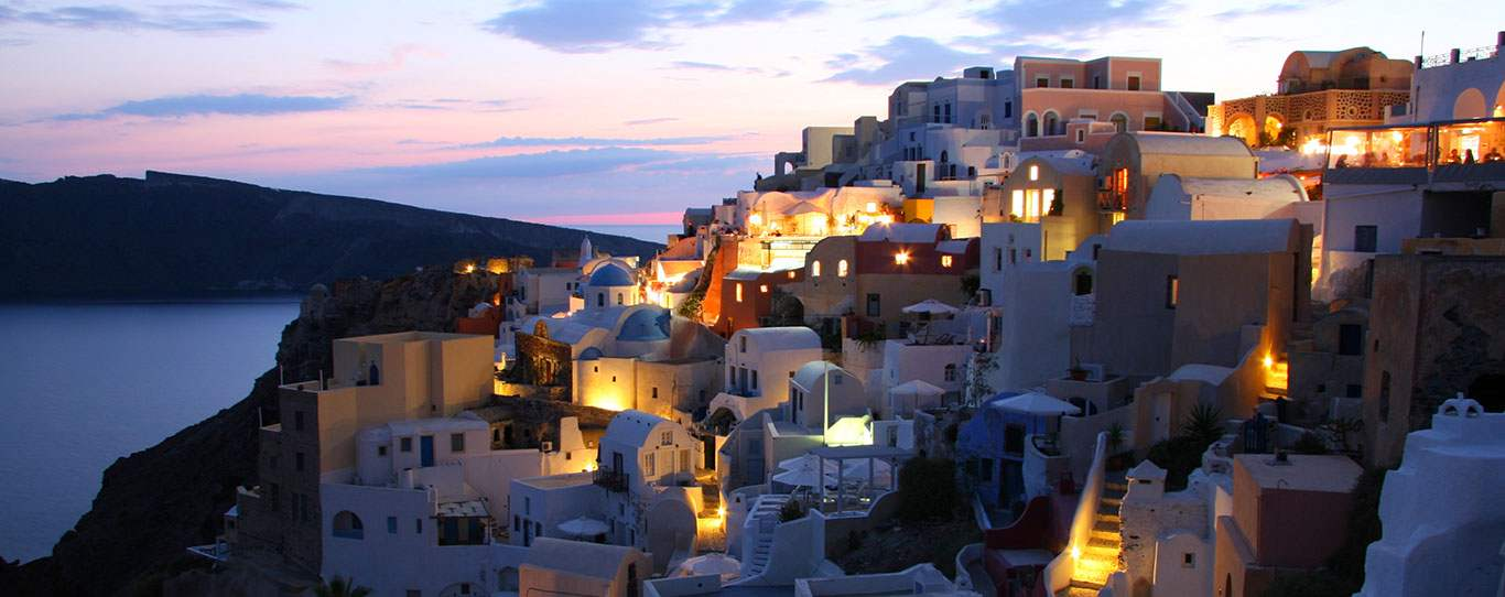 Unforgetable Santorini Sunsets